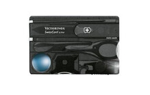 Victorinox SwissCard Lite 13 Funktionen, rubin transparent
